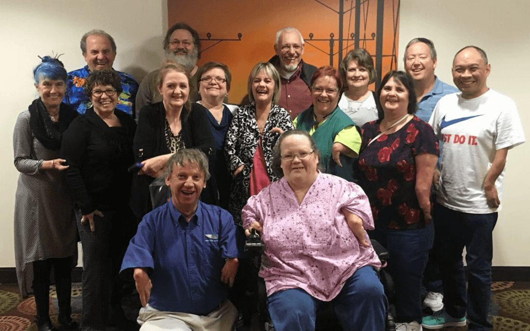 Finding Our Tribe: Thalidomide Survivors