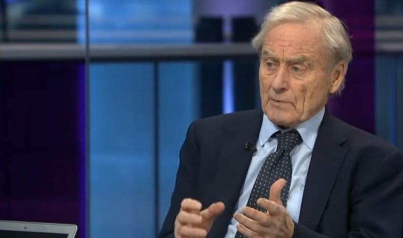British journalist, Sir Harold Evans, dies at 92
