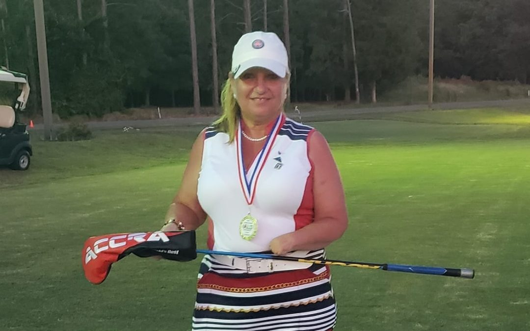 """USTS Online Speaker Series welcomes Gianna Rojas, the """"One Handed Lady Golfer"""""""