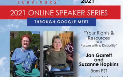 Your Rights & Resources as a Person with a Disability